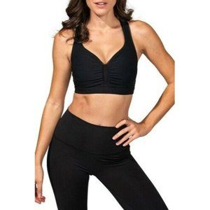 90 Degree by Reflex Criss Cross Back Sports Bra